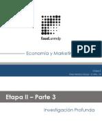 Presentación5 Investigación de Mercados III