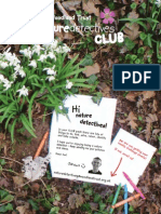 spring nature detectives CLUB pack