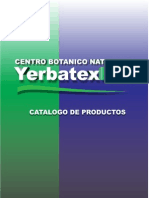 Catalogo Yerbatex