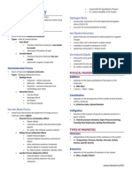 Physical Pharmacy Notes