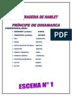 Resumen de Obra Hamlet