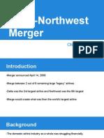 Delta-Northwest Merger Case (1)