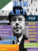 Magazine Aziz Art
