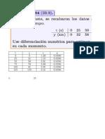 Clase 13 de Abril - Metodos Numericos