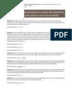 Variáveis Adimensionais No Estudo Dos Domínios de Deformação Para o Concreto Armado