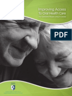 Access to Oral Care Final Report En