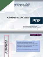 Tema 14 Puerperio Fisiologico y Patologico Deixis Tovar (1)