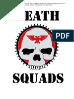 Death Squads - Living Rulebook v0.5.1b