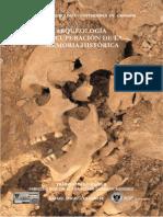 Arqueologia y Recuperacion de La Memoria Historica