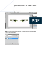 How to Remove White Bacground in an Image