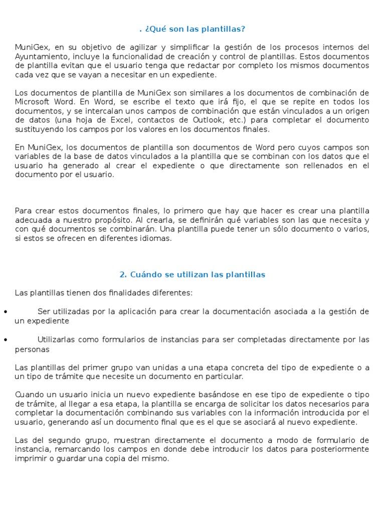 Asombroso Plantillas De Documentación Imágenes - Colección De ...