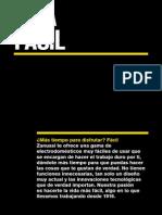 Catálogo General Zanussi 2015-16 Hornos, Placas, Microondas, Campanas y Cocinas