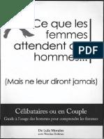 174243359 Ce Que Les Femmes Attendent Des Hommes Mais Ne Leur Diront Jamais Morales Dolteau 2012 Ocr