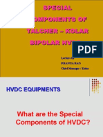 Components of HVDC