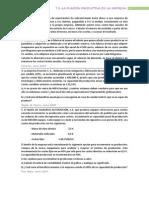 Ejercicios-La Función Productiva de La Empresa