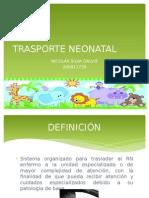 Trasporte Neonatal