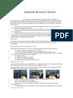 Oxicorte - Equipamentos de Corte e Técnicas