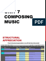 Unit 7 Composing Music