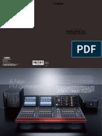 RIVAGE PM10 Brochure Spread