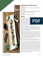 Gyoza o raviolis japoneses