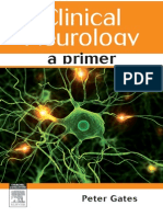 Clinical Neurology - A Primer_Gates