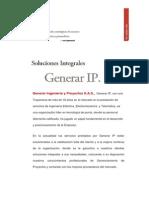 Presentación Generar IP