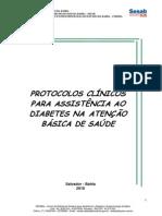 Protocolo Diabetes Bahia