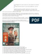 Regiment Magazine