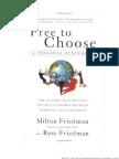 Milton Friedman - Free to Choose Cap. 1-4