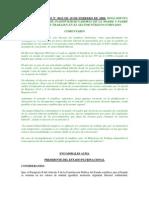 Decreto Supremo Nº 12 Inamovilidad Laboral Madre y Padre Progenitores_0