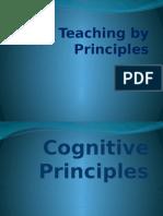 Teaching by Principles