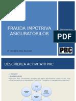 Narcis Pavalascu - Frauda Impotriva Asiguratorilor