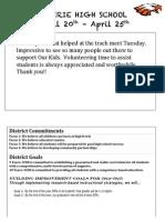 4-20-15 hs weekly bulletin