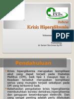 Referat Krisis Hiperglikemia