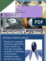 Teoria Neoclasica y Neoliberalista