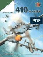 Me-410 in Combat [Kagero Miniatury Lotnicze 13]