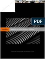 Manual de Instalacion TDR Tubos Pad Carreteros