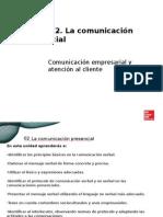 La Comunicacion Oral Presentacion