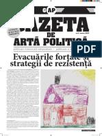 Gazeta de Arta Politica no. 9