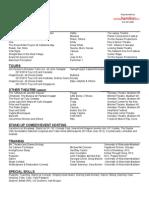 emily tucker resume