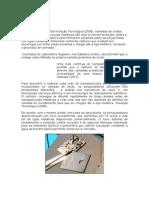Nannotecnologia Para tubulações