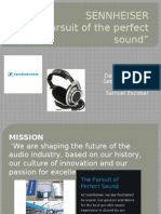 SENNHEISER - Organizational Culture