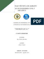 hidraulica 1