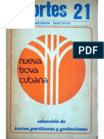 Nueva Trova Cubana