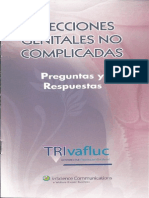 Infecciones Genitales No Complicadas Preguntas Respuestas