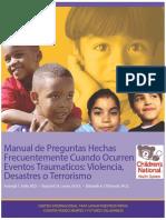 Handbooksp Evento Traumático en Niños