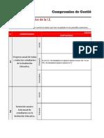Matriz Elaboración Del PAT ACOBAMBA