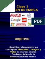 Clase 1 Imagen de Marca