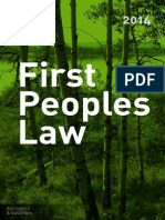 first peoples law 2014(1)