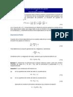 Solución de La Ecuación de Laplace en Coordenadas Cilíndricas